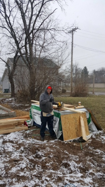 Summers of dayton joins habitat for humanity