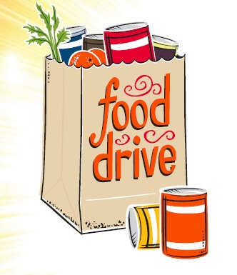 Summers Food Drive!