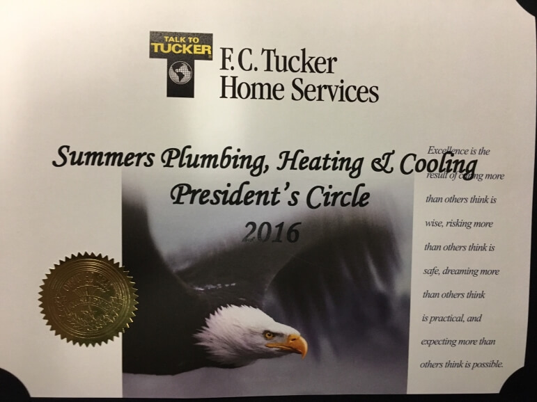 summers plumbing heating cooling partners